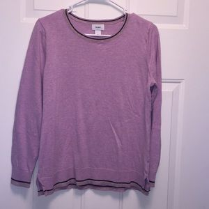 Crew neck sweater. Brand new. Never worn.